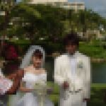 【無修正】花嫁絶叫! 結婚式から初夜の射精まで全てを晒す流出画像